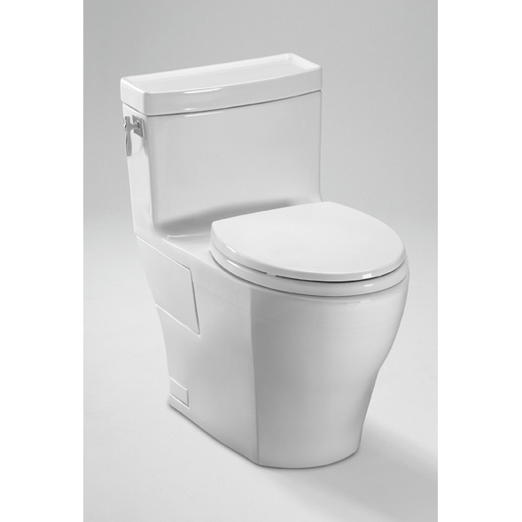 Toto Aimes 174 One Piece High Efficiency Toilet Free