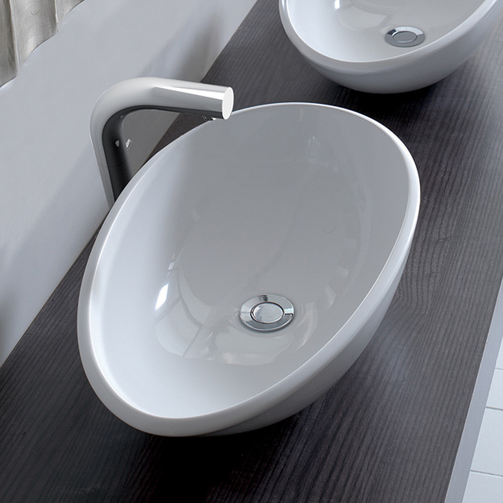 Napoli 57 Vessel Sink By Victoria And Albert Free