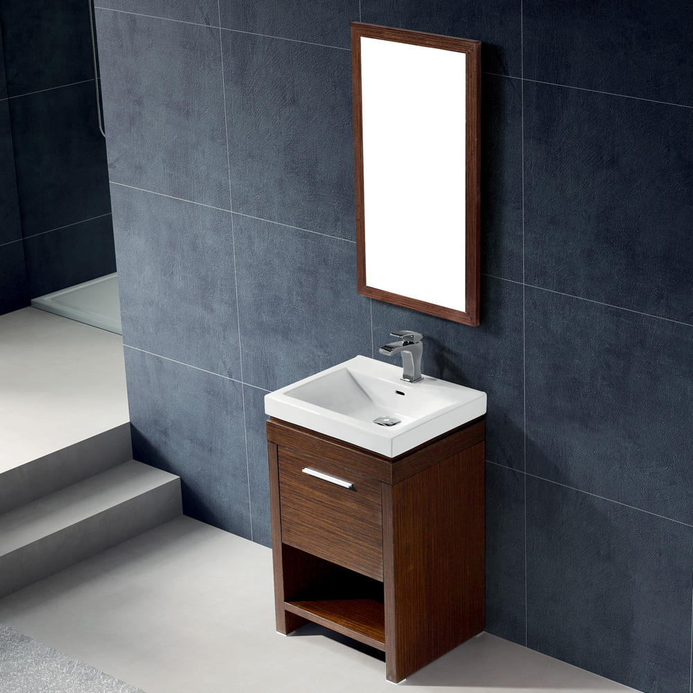 Surprising Vigo 21 Adonia Single Bathroom Vanity With Mirror Wenge Hinge Right Download Free Architecture Designs Intelgarnamadebymaigaardcom
