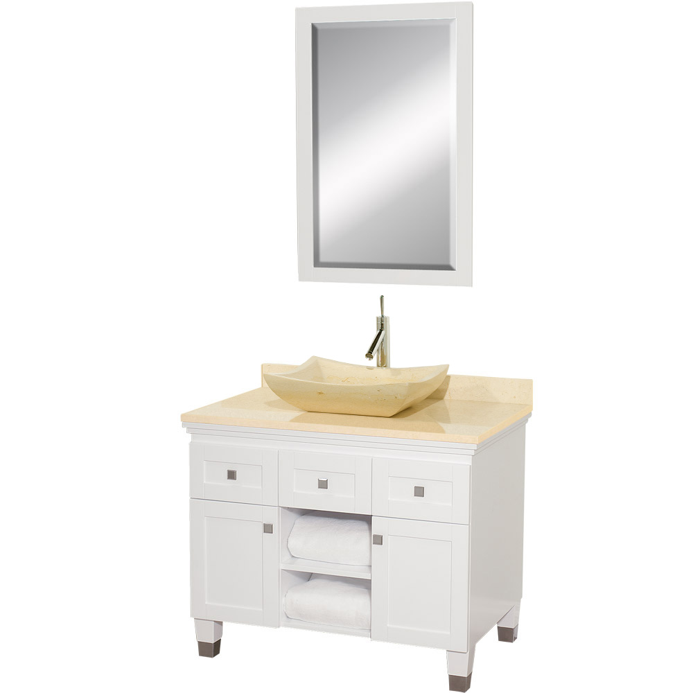 "Wyndham Bathroom Vanities: Premiere 36"" Bathroom Vanity By Wyndham Collection"