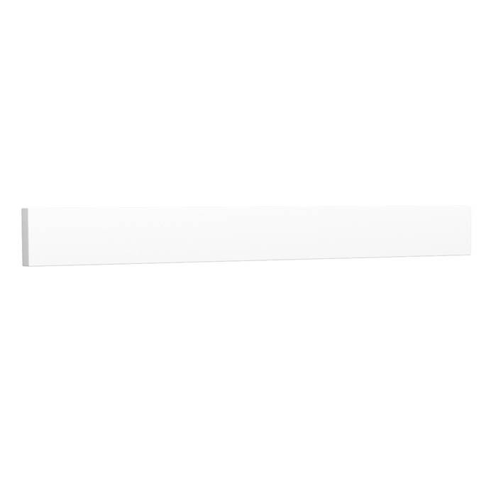 "Replacement 30"" Backsplash - White Cultured Marble REPL-WC-VCA-30-BS-WHC"