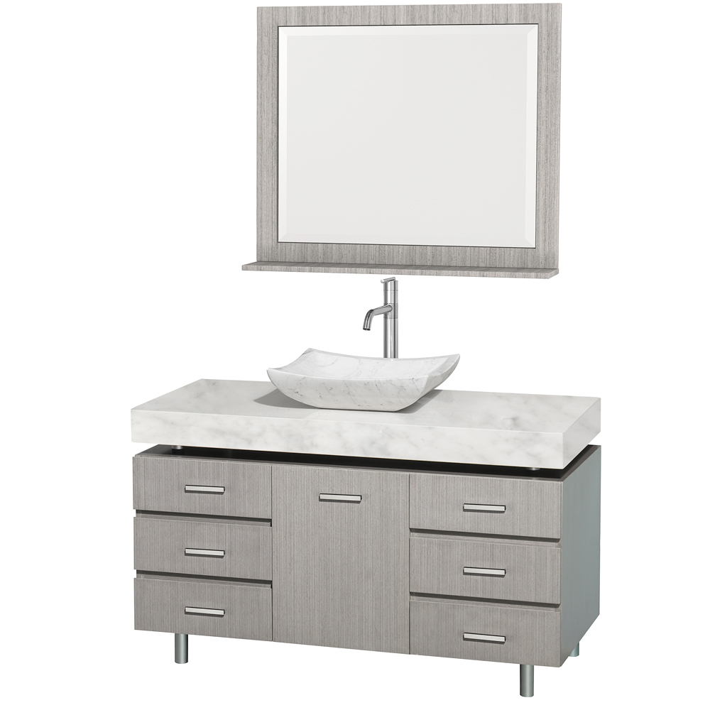 Vanity Counter Set : Malibu quot bathroom vanity set by wyndham collection