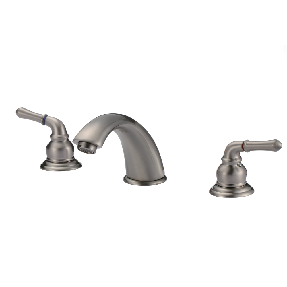 Knightsbridge Widespread Contemporary Bathroom Faucet Free Shipping Modern Bathroom