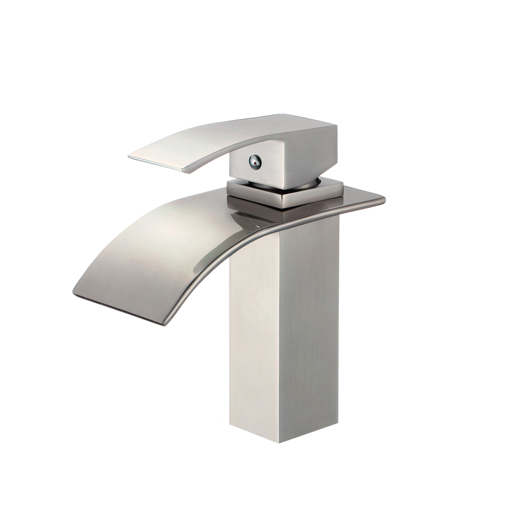 Piatti Contemporary Single Hole Bathroom Faucet Free Shipping Modern Bathroom