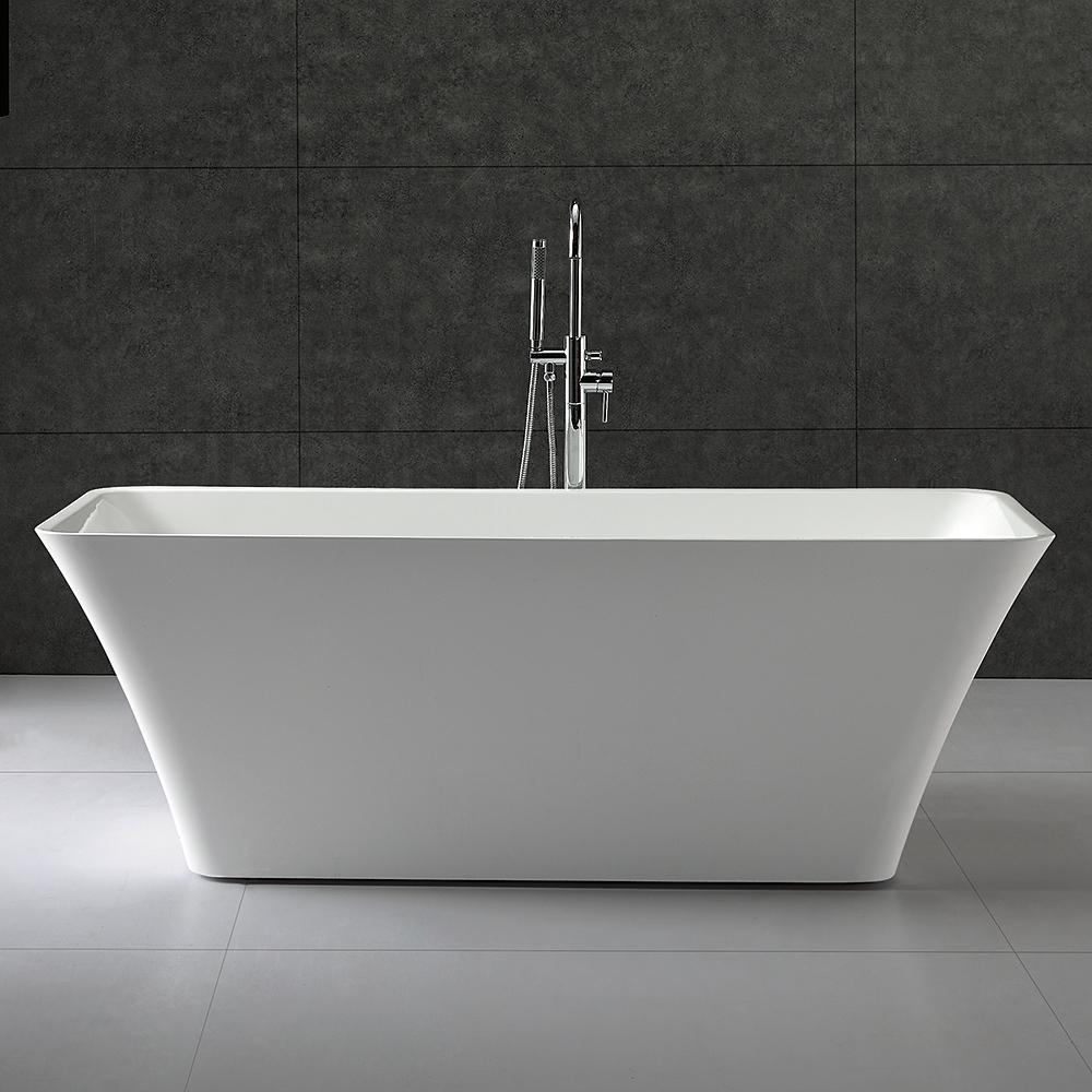Tiffany 67 Quot Large Soaking Bathtub By Wyndham Collection