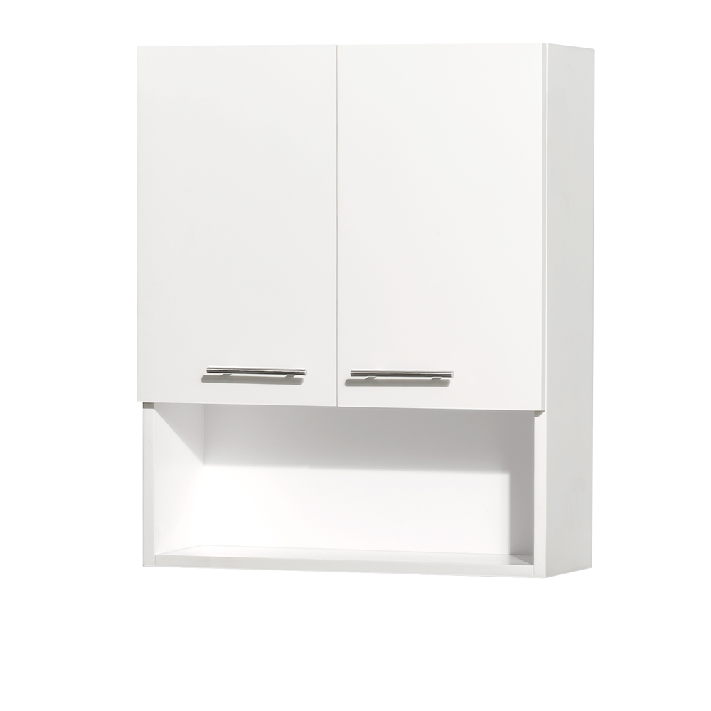 centra bathroom wall cabinetwyndham collection - matte
