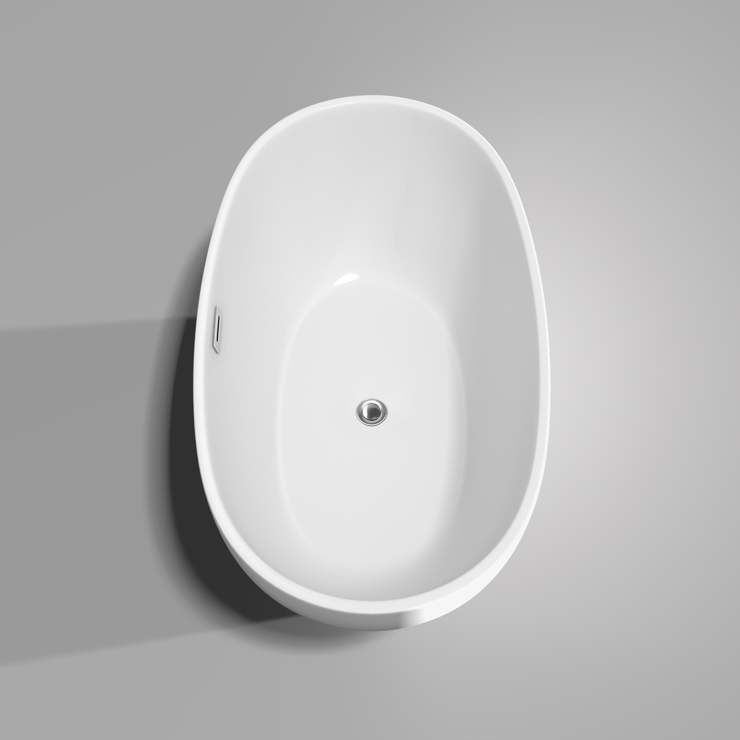 Juno 59 Quot Soaking Bathtub By Wyndham Collection White
