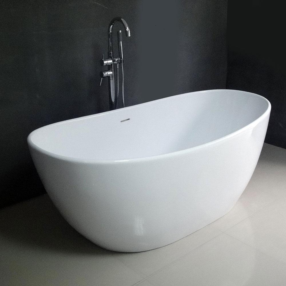 Emy 64 Quot Soaking Bathtub Free Shipping Modern Bathroom