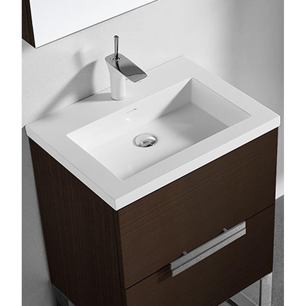 madeli soho 24 bathroom vanity for integrated basin. Black Bedroom Furniture Sets. Home Design Ideas