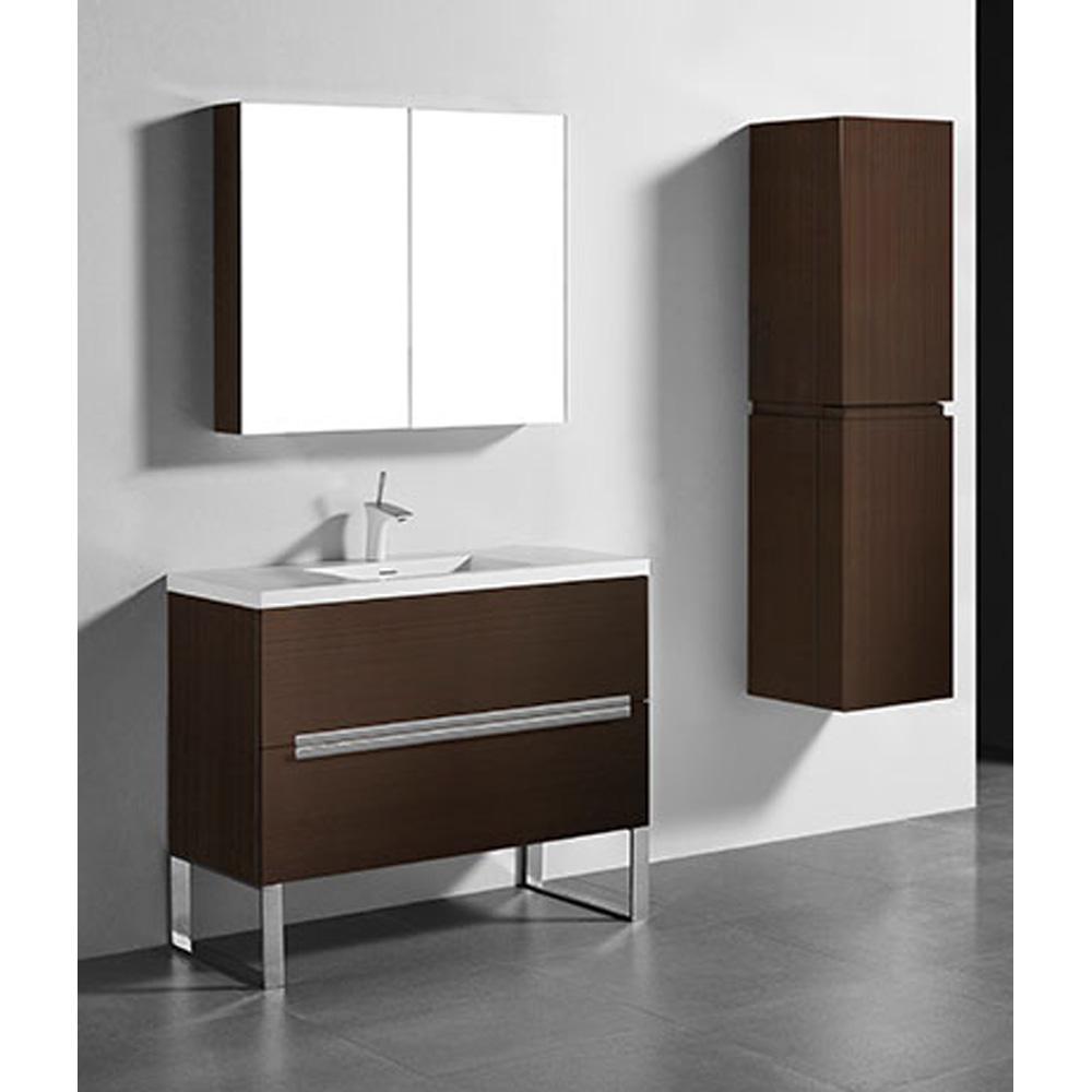 Madeli Soho 42 Quot Bathroom Vanity For Integrated Basin