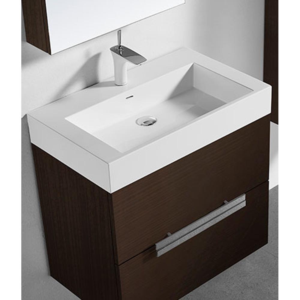 madeli urban 30 bathroom vanity for integrated basin. Black Bedroom Furniture Sets. Home Design Ideas