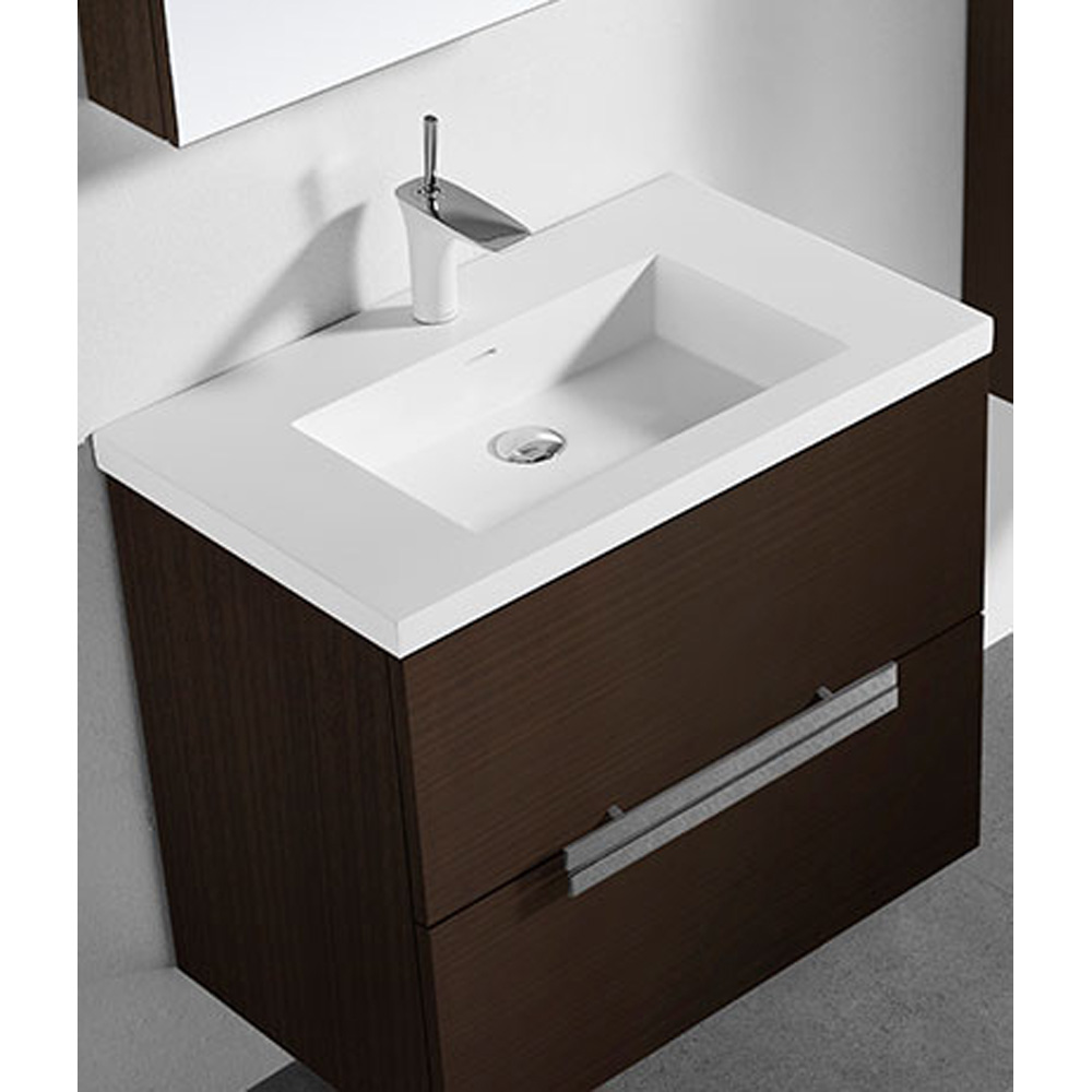 Madeli Urban 30 Quot Bathroom Vanity For Integrated Basin