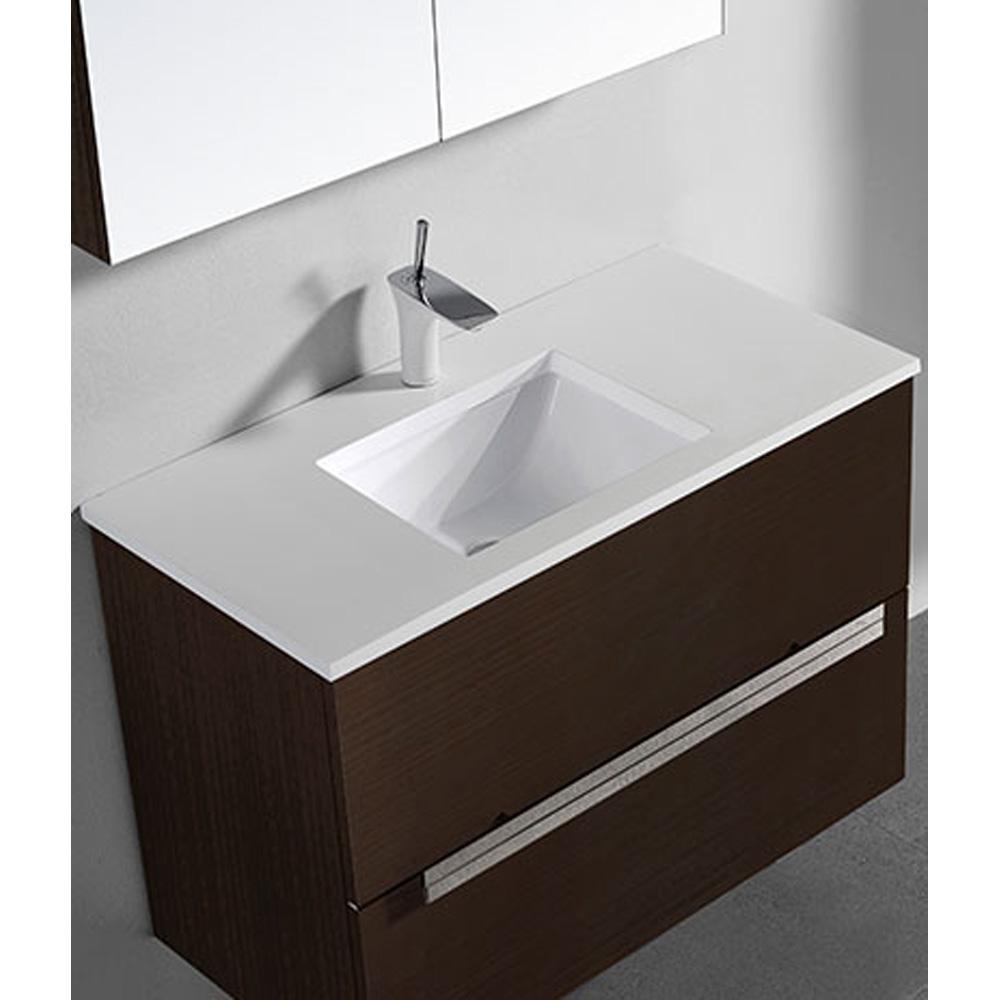 Madeli Urban 36 Quot Bathroom Vanity For Quartzstone Top