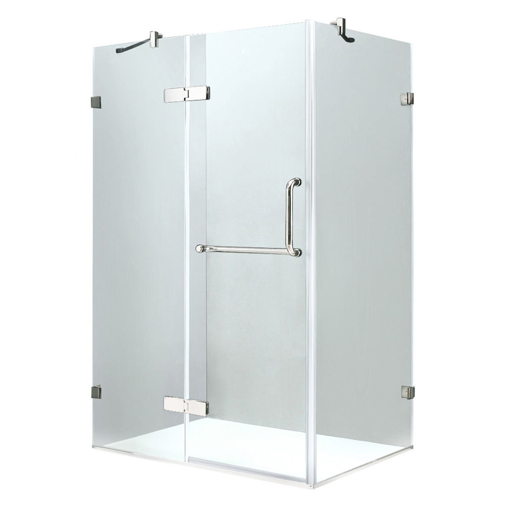 Vigo Industries Frameless Rectangular Shower Enclosure - 32\