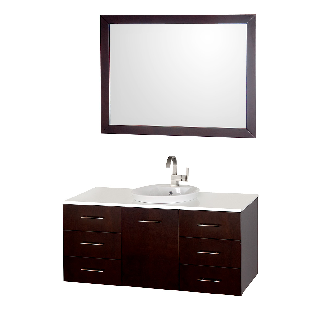 Arrano 48 Single Vanity Set By Wyndham Collection