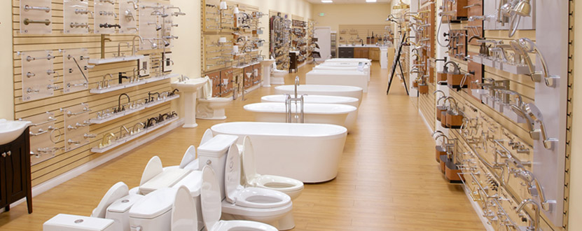 Our los angeles showrooms for Bathroom showrooms los angeles