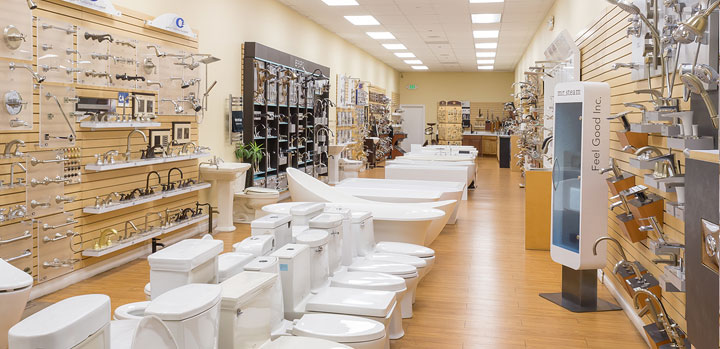 North Hollywood Showroom: Bathroom Sink Vanities, Sinks, Faucets U0026 More   Modern  Bathroom