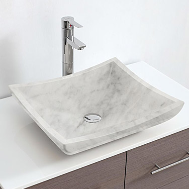 natural stone - Modern Bathroom Sinks