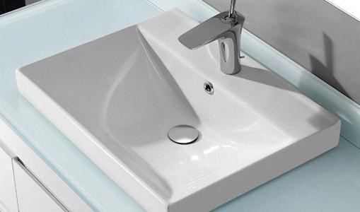 Bathroom Sinks Shop Modern Pedestal Wall Mounted