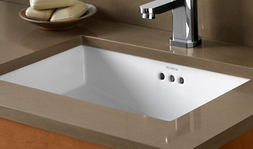 under mount - Modern Bathroom Sinks