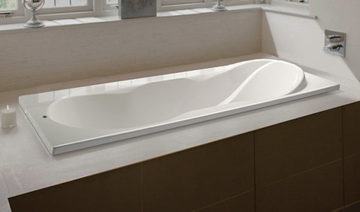bathtubs & shower enclosures for sale at modern bathroom - modern