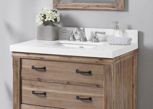 Shop bathroom vanities vanity cabinets vanity sets - Pictures of vanities in bathrooms ...